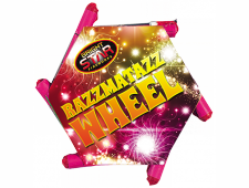 1583 Razzmatazz Wheel