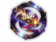 2104 Galaxy Spray Wheel