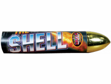2225 The Shell Roman Candle