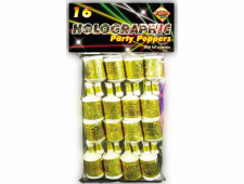 51448 Gold Holo Poppers