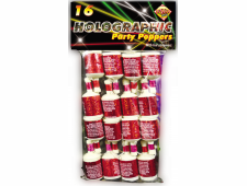 51451 Red Holo poppers